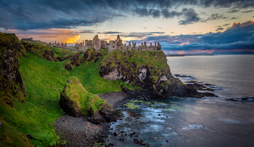 Color Enhancement Tips: Dunluce
