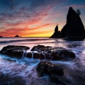 Creativity in Photography - Rialto Beach shot