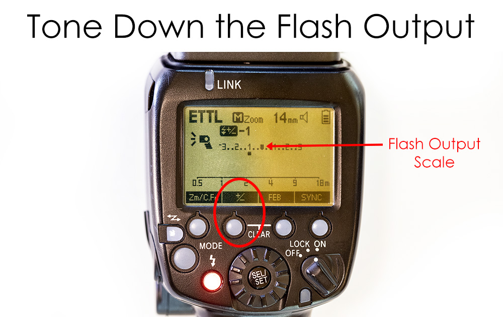 Graphic - Flash Output Scale