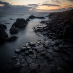 Editing the Giant's Causeway Photo using Lightroom